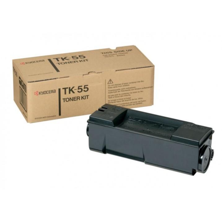 Заправка картриджа Kyocera TK-55 FS1920 Kyocera-Mita TK-55