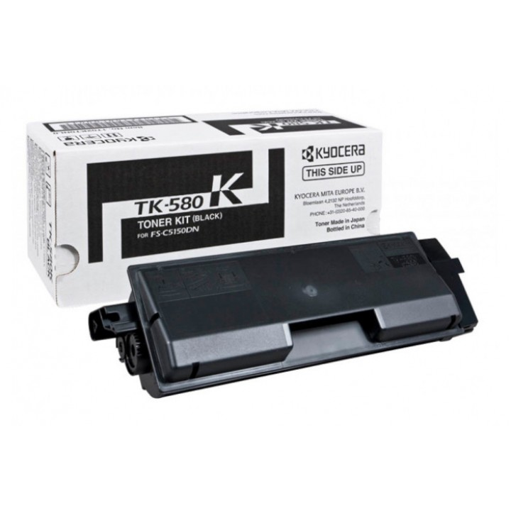 Заправка картриджа Kyocera TK-580 FS-С5150