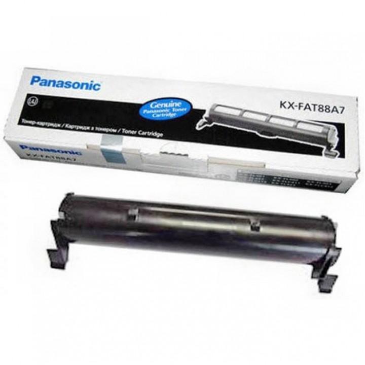 Заправка картриджа Panasonic KX-FAT88A KX-FL403/423/FLC413/418