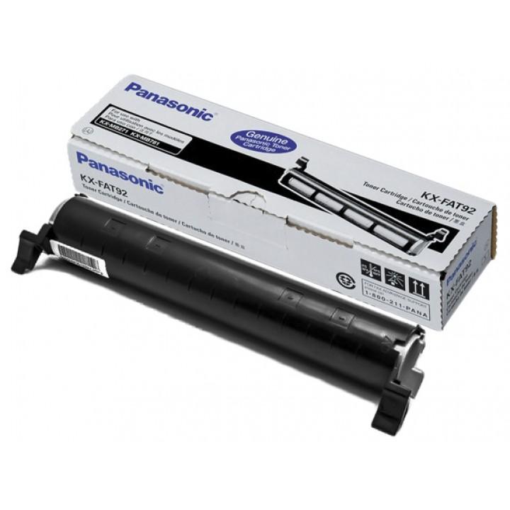 Заправка картриджа Panasonic KX-FAT92A KX-MB 263/283/763/773/783