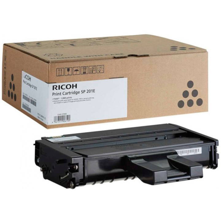 Заправка картриджа RICOH SP201E SP220