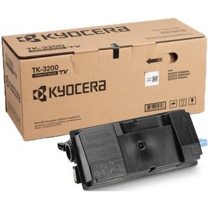 Заправка картриджа Kyocera TK-3200 M3860idn/M3860idnf/P3260dn