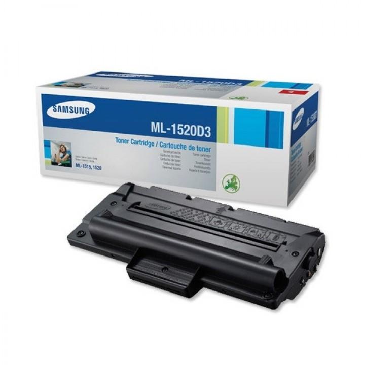 Заправка картриджа Samsung ML-1520D3 ML1520P