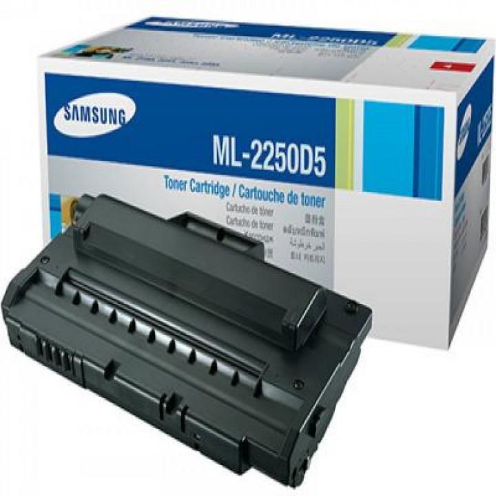 Заправка картриджа Samsung ML-2250D5 ML2250/51/52