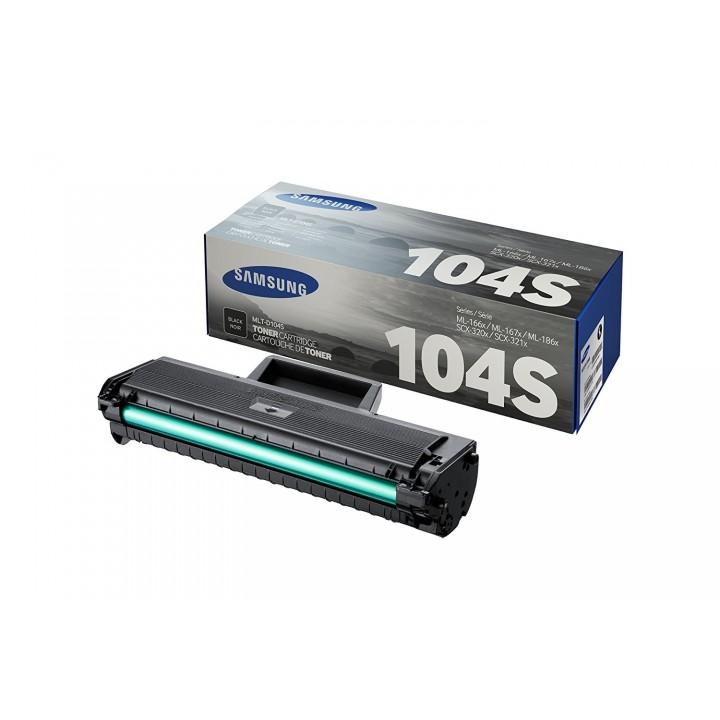 Заправка картриджа Samsung MLT-D104S ML1660/65/67/71/76/1860/65/67/SCX3200/3205/3207