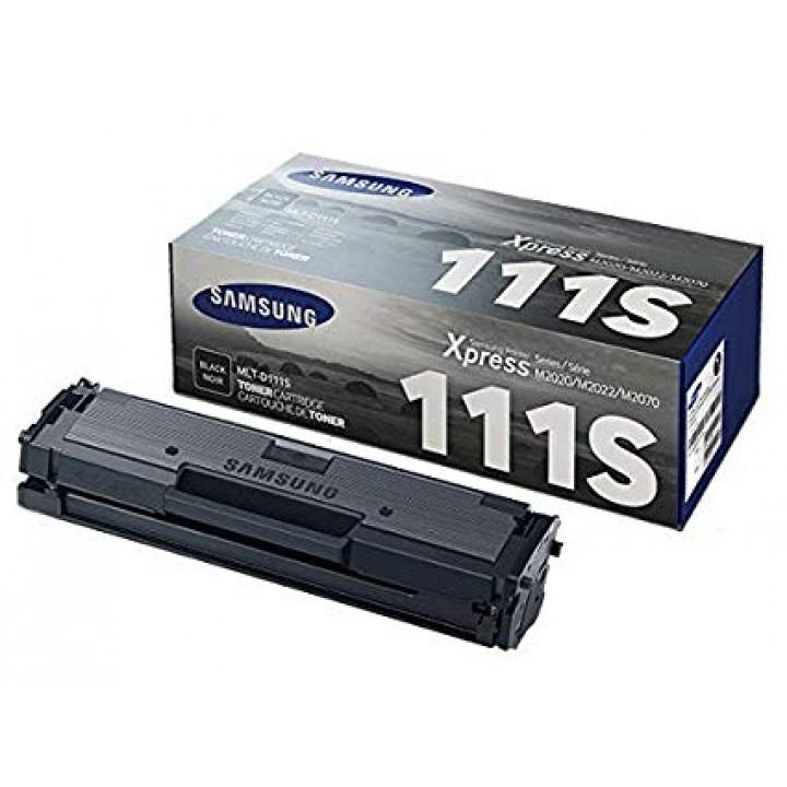 Заправка картриджа Samsung MLT D111S M2020/2022/2070