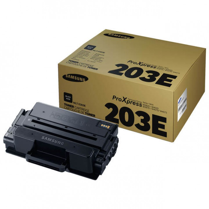 Заправка картриджа Samsung MLT-D203E SL-M3820/3870/4020/4070/2070/3370 Samsung MLT-D203E