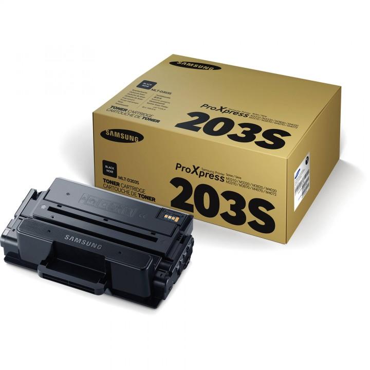 Заправка картриджа Samsung MLT-D203S SL-M3820/3870/4020/4070/2070/3370