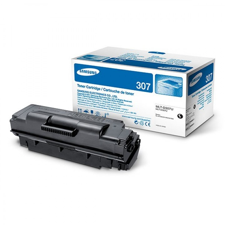 Заправка картриджа MLT-D307E Samsung ML-4510/ML-4512/ML-5010/ML-5012/ML-5015/ML-5017