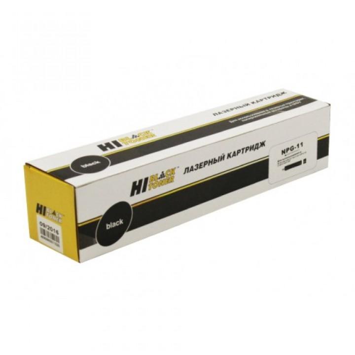 Тонер-Картридж NPG-11 для принтера Canon NP-6012/6112/6212/6312/6512, туба, 5K