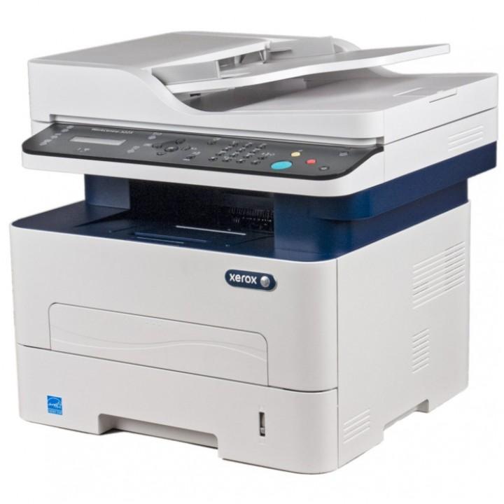 Прошивка принтера Xerox WC 3225