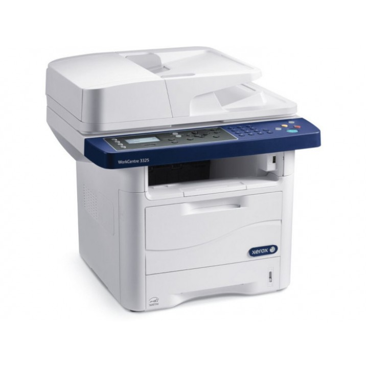 Прошивка принтера Xerox WC 3325