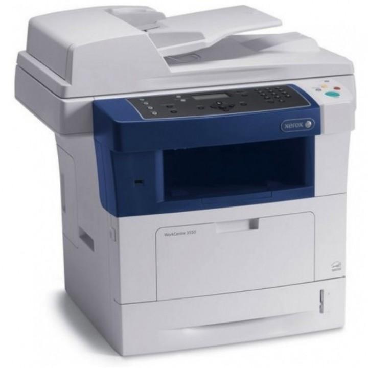 Прошивка принтера Xerox WC 3550