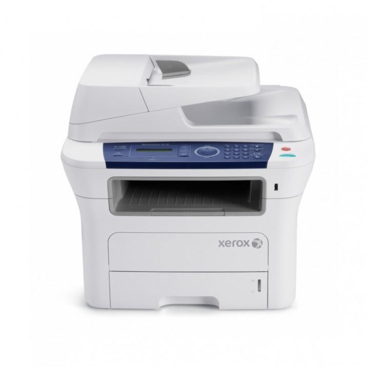 Прошивка принтера Xerox WC 3210