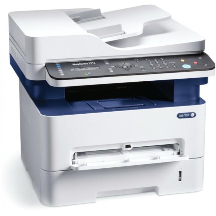 Прошивка принтера Xerox WC 3215