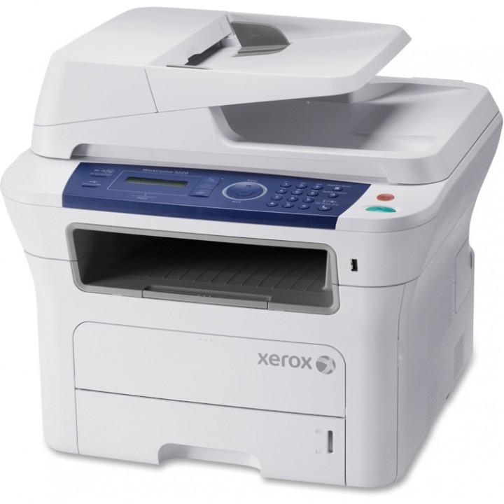 Прошивка принтера Xerox WC 3220