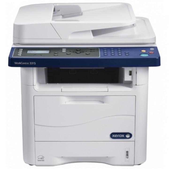 Прошивка принтера Xerox WC 3315