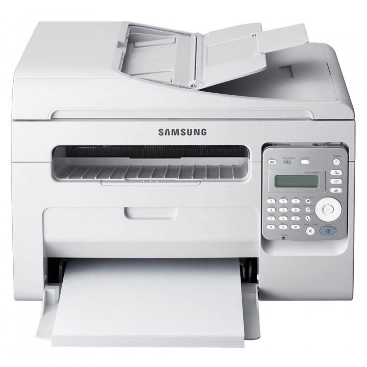 Прошивка принтера Samsung SCX-3405F