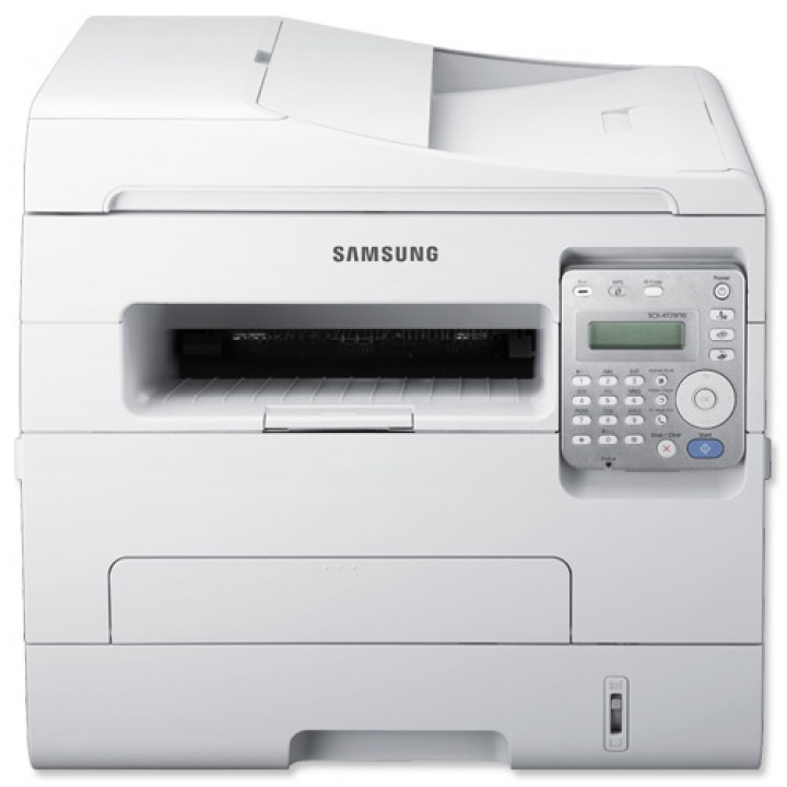 Прошивка принтера Samsung SCX-4727FW