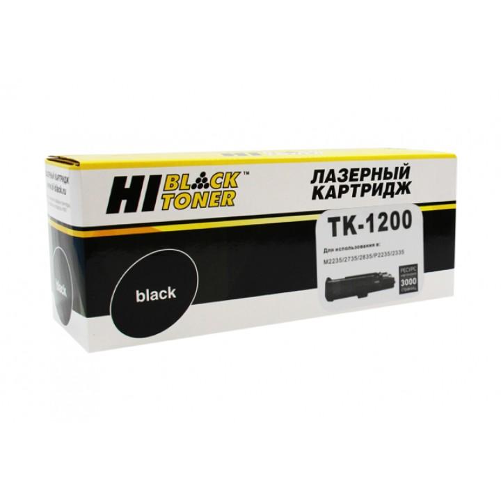 Тонер-Картридж TK-1200 для принтера Kyocera-Mita M2235/2735/2835/P2335, 3K