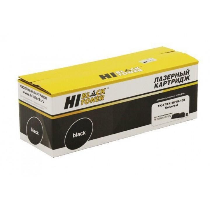 Тонер-Картридж TK-100/TK-18 для принтера Kyocera-Mita KM-1500/FS-1020, 7,2K