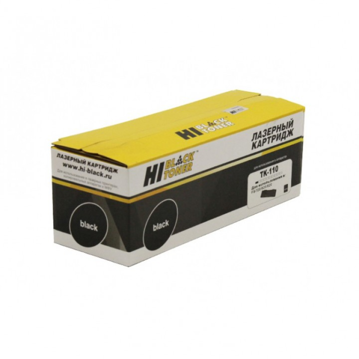 Тонер-Картридж TK-110 для принтера Kyocera-Mita FS-720/820/920, 6K