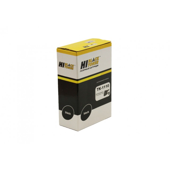 Тонер-Картридж TK-1110 для принтера Kyocera-Mita FS-1040/1020MFP/1120MFP, 2,5K