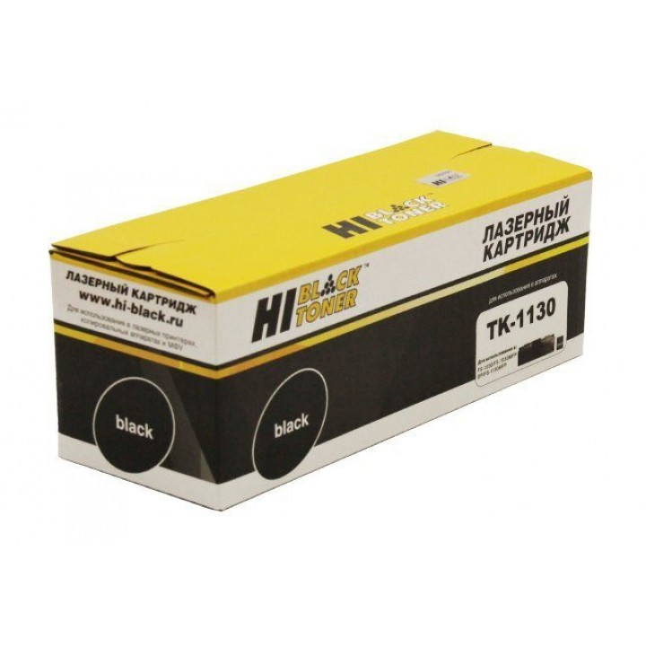 Тонер-Картридж TK-1130 для принтера Kyocera-Mita FS-1030MFP/DP/1130MFP/ M2030DN, 3K