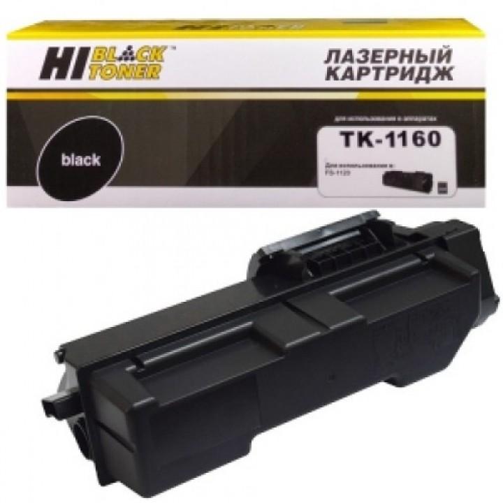 Тонер-Картридж TK-1160 для принтера Kyocera-Mita P2040dn/P2040dw, 7,2K, без чипа