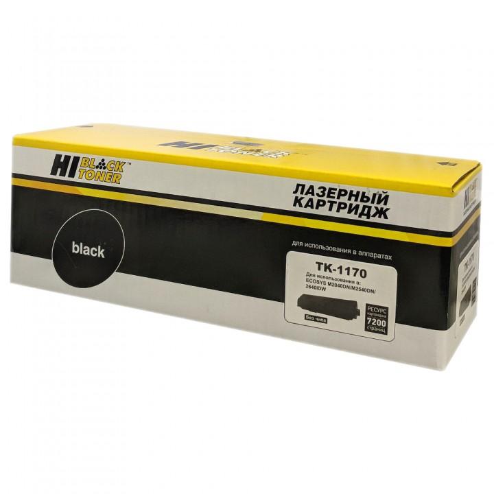 Тонер-Картридж TK-1170 для принтера Kyocera-Mita M2040dn/M2540dn, 7,2K, без чипа