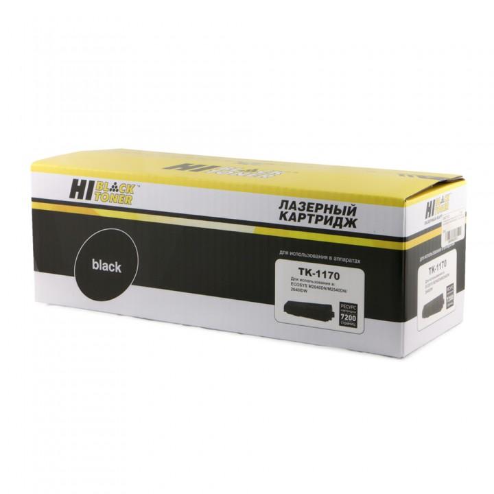 Тонер-Картридж TK-1170 для принтера Kyocera-Mita M2040dn/M2540dn, 7,2K, с чипом
