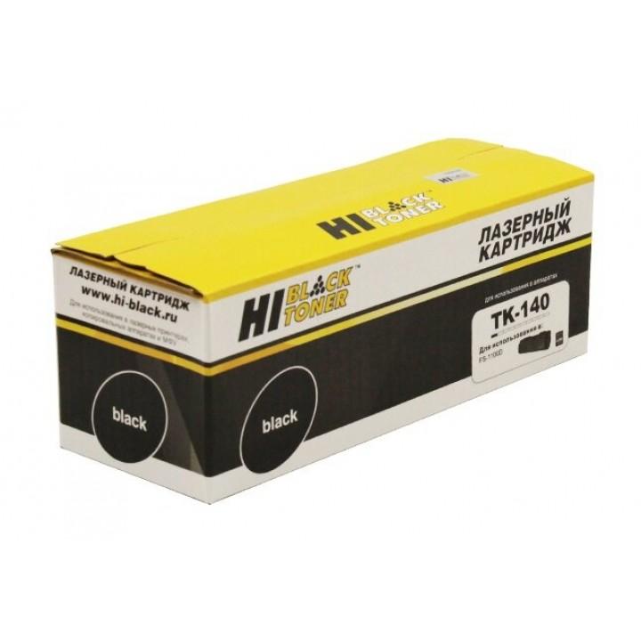 Тонер-Картридж TK-140 для принтера Kyocera-Mita FS-1100, 4K