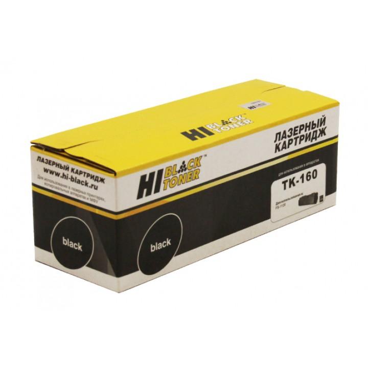 Тонер-Картридж TK-160 для принтера Kyocera-Mita FS-1120D/ECOSYS P2035d, 2,5K