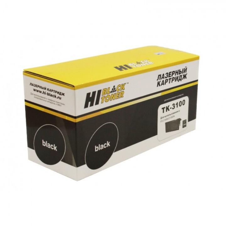 Тонер-Картридж TK-3100 для принтера Kyocera-Mita FS-2100D/DN/ECOSYS M3040dn, 12,5K