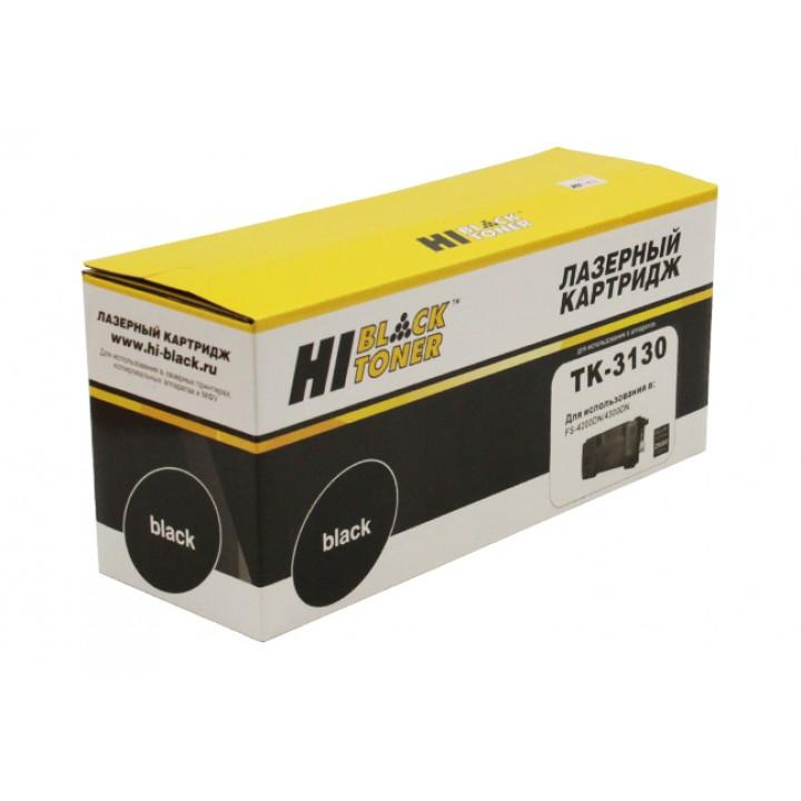 Тонер-Картридж TK-3130 для принтера Kyocera-Mita FS-4200DN/4300DN/ECOSYS M3550iDN,25K