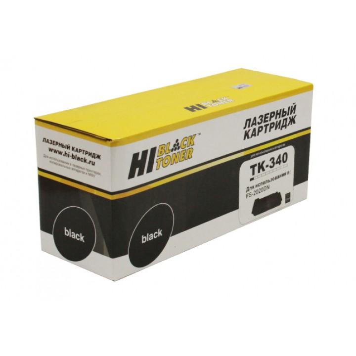 Тонер-Картридж TK-340 для принтера Kyocera-Mita FS-2020D, 12K