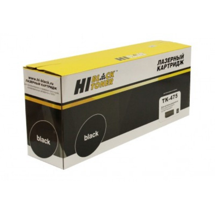 Тонер-Картридж TK-475 для принтера Kyocera-Mita FS-6025MFP/6030MFP, 15K