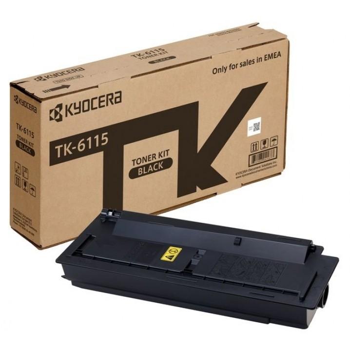 Заправка картриджа TK-6115 для принтера Kyocera-Mita Ecosys M4125idn/M4132idn