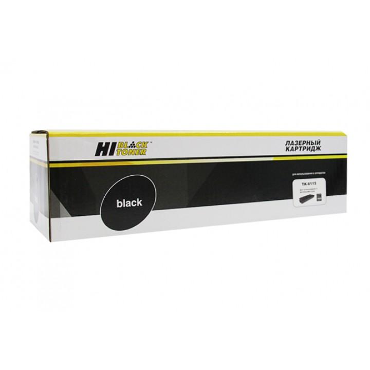 Тонер-Картридж TK-6115 для принтера Kyocera-Mita Ecosys M4125idn/M4132idn, 15K HI-BLACK TK-6115