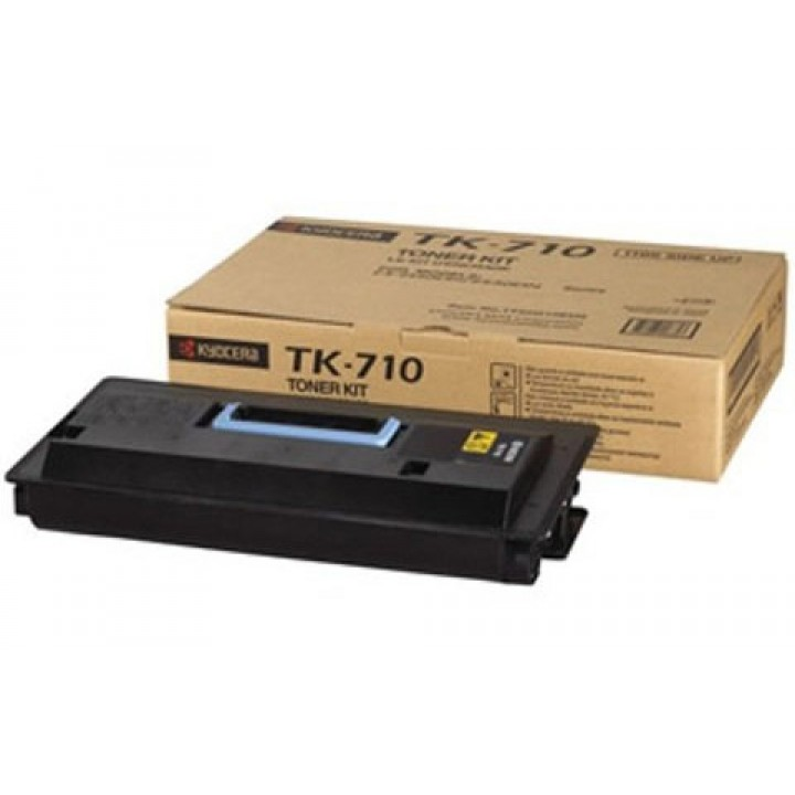 Заправка картриджа TK-710 Kyocera Mita FS 9130/9530