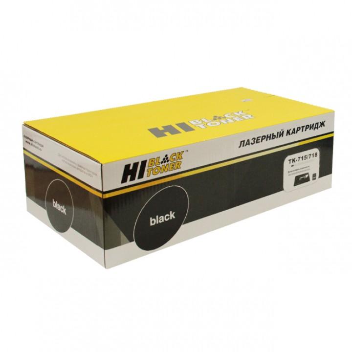 Тонер-Картридж TK-715 для принтера Kyocera-Mita KM-3050/4050/5050, 40K