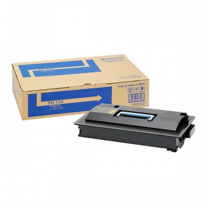 Заправка картриджа TK-725 Kyocera Mita TASKalfa 420/520