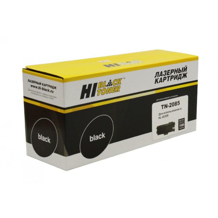 Тонер-картридж TN-2085 для принтера Brother HL-2035R, 1,5K