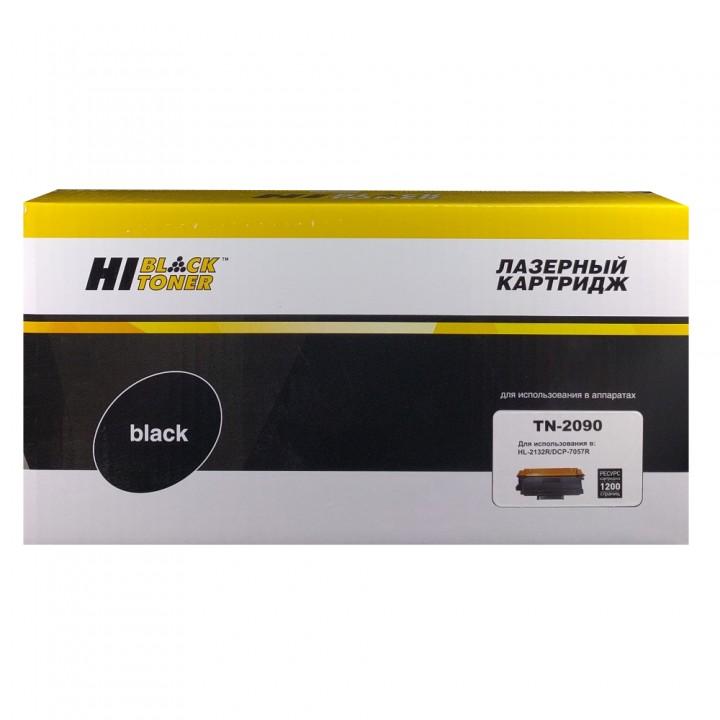 Тонер-картридж TN-2090 для принтера Brother HL-2132R/DCP-7057R, 1,2K