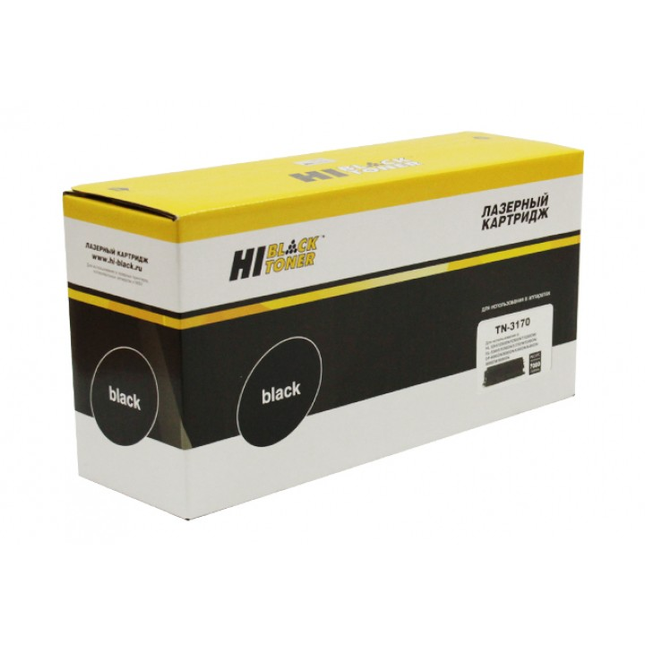 Тонер-картридж TN-3170 для принтера Brother HL-5240/5250DN/5270DN, Универсальный, 7K