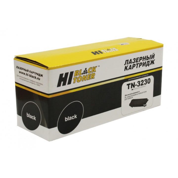 Тонер-картридж TN-3230 для принтера Brother HL-5340/5350/5370/5380/DCP8070D/8085DN,3K