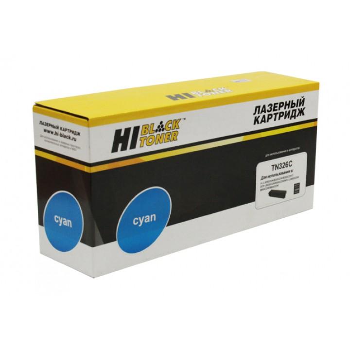Тонер-картридж TN-326C для принтера Brother HL-L8250CDN/8350CDW/8350CDWT, С, 3,5K