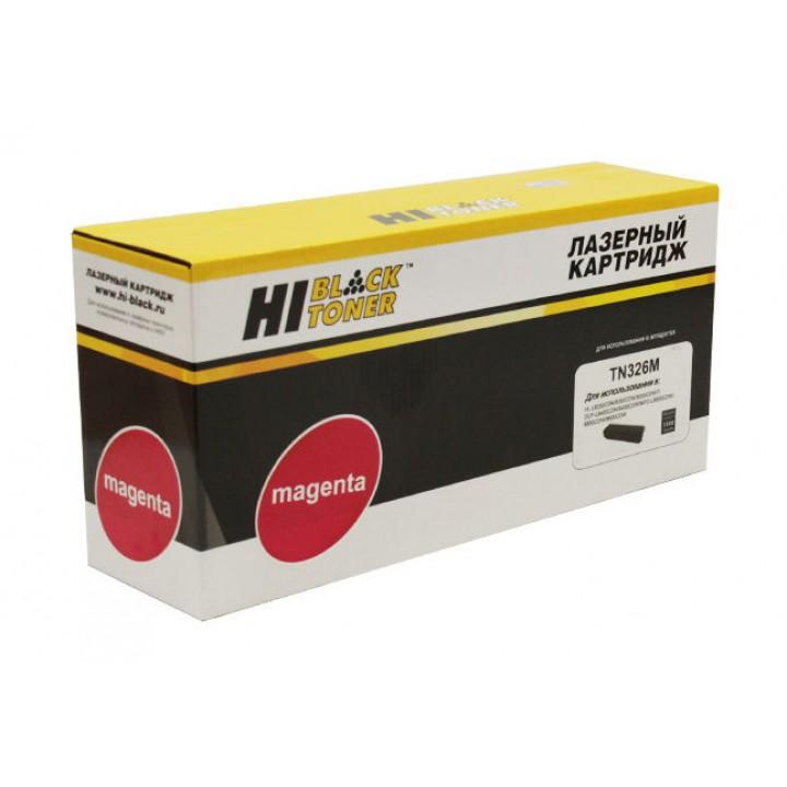 Тонер-картридж TN-326M для принтера Brother HL-L8250CDN/8350CDW/8350CDWT, M, 3,5K