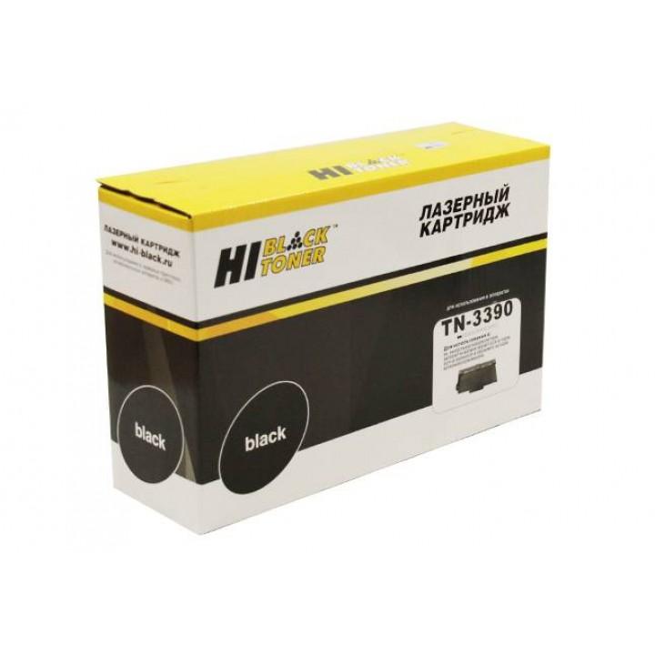 Тонер-картридж TN-3390 для принтера Brother HL-5440D/5445/5450DN/5470DW/6180DW, 12K