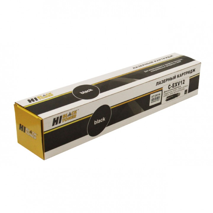 Тонер-Картридж C-EXV12 для принтера Canon iR-3035/3045/3530/3570/4570, 22K
